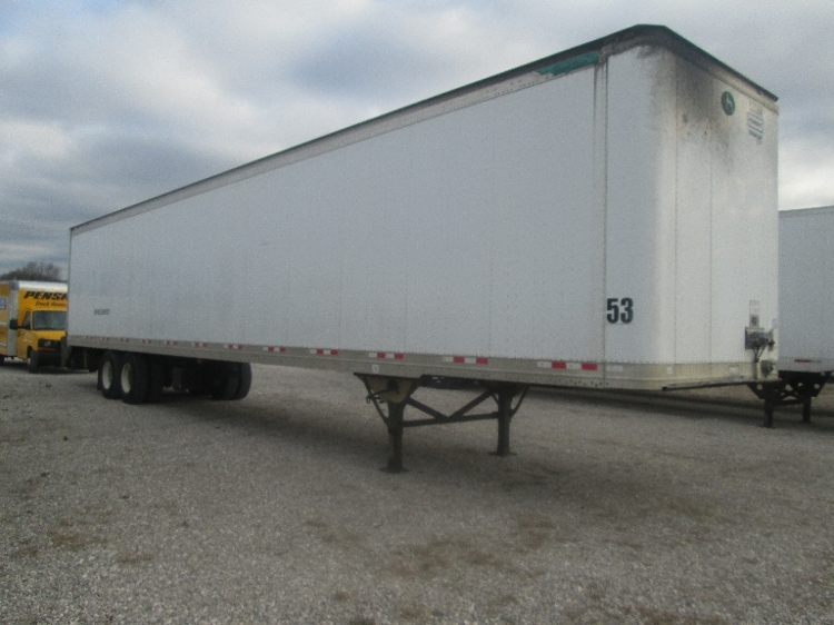 Dry Van Trailer-Semi Trailers-Great Dane-2007-Trailer-EVANSVILLE-IN-442,235 miles-$11,000