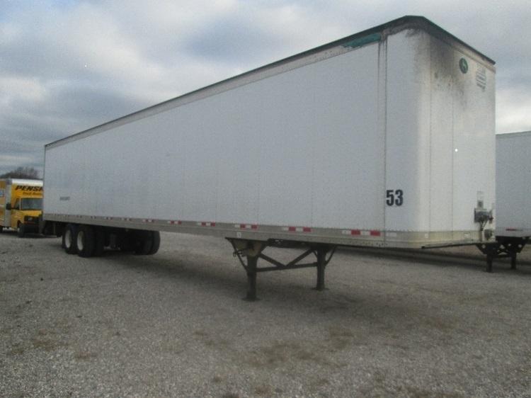 Dry Van Trailer-Semi Trailers-Great Dane-2007-Trailer-EVANSVILLE-IN-471,859 miles-$9,500