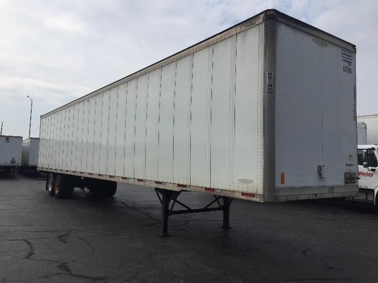 Dry Van Trailer-Semi Trailers-Trailmobile-2007-Trailer-EVANSVILLE-IN-138,476 miles-$13,250