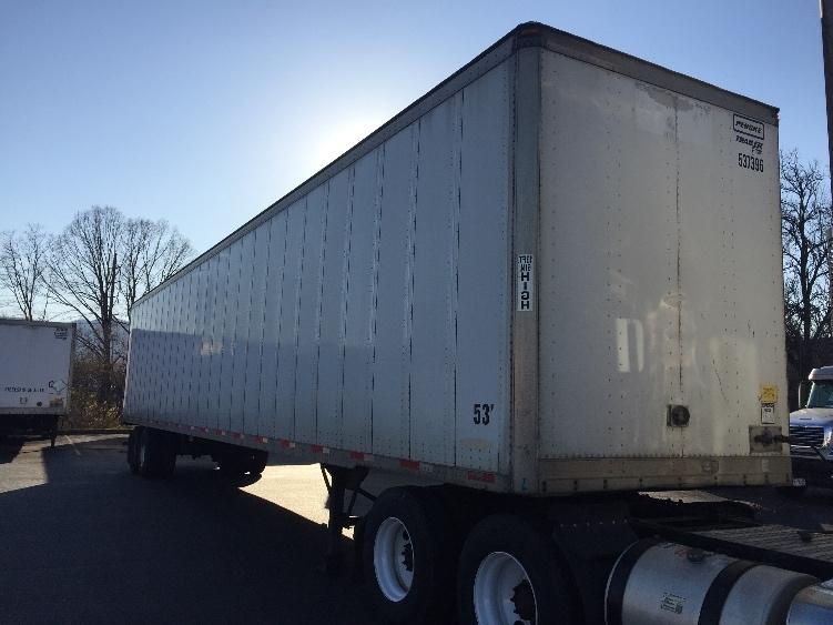 Dry Van Trailer-Semi Trailers-Trailmobile-2007-Trailer-SALEM-VA-234,000 miles-$15,250