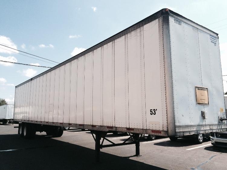 Dry Van Trailer-Semi Trailers-Trailmobile-2007-Trailer-TAMPA-FL-211,715 miles-$12,500