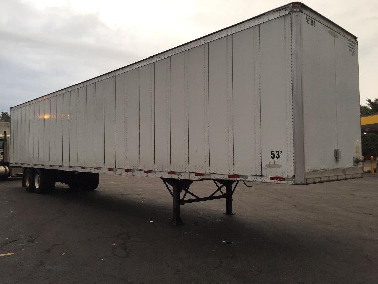 Dry Van Trailer-Semi Trailers-Trailmobile-2007-Trailer-HUDSON-NH-461,413 miles-$9,500