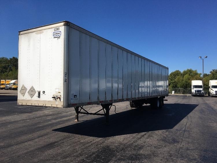 Dry Van Trailer-Semi Trailers-Trailmobile-2007-Trailer-LA VERGNE-TN-593,411 miles-$9,000