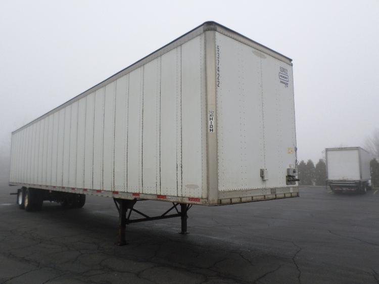 Dry Van Trailer-Semi Trailers-Trailmobile-2007-Trailer-ROCHESTER-NY-283,846 miles-$8,750