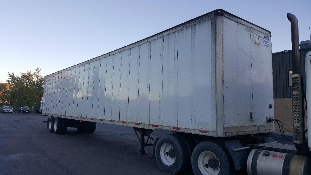 Dry Van Trailer-Semi Trailers-Trailmobile-2007-Trailer-BINGHAMTON-NY-283,276 miles-$12,250