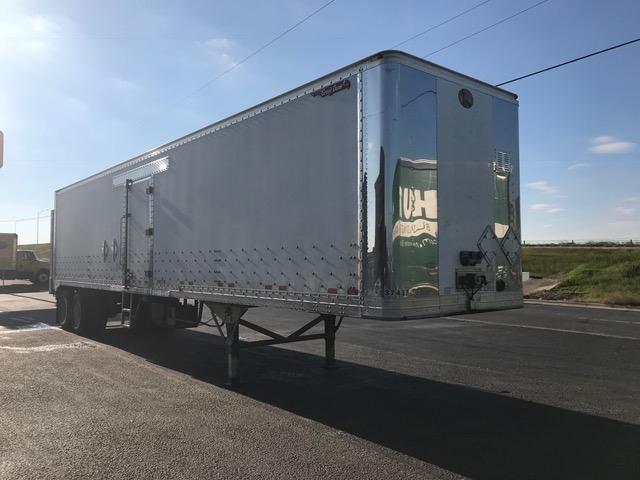 Dry Van Trailer-Semi Trailers-Great Dane-2011-Trailer-WACO-TX-256,410 miles-$16,000