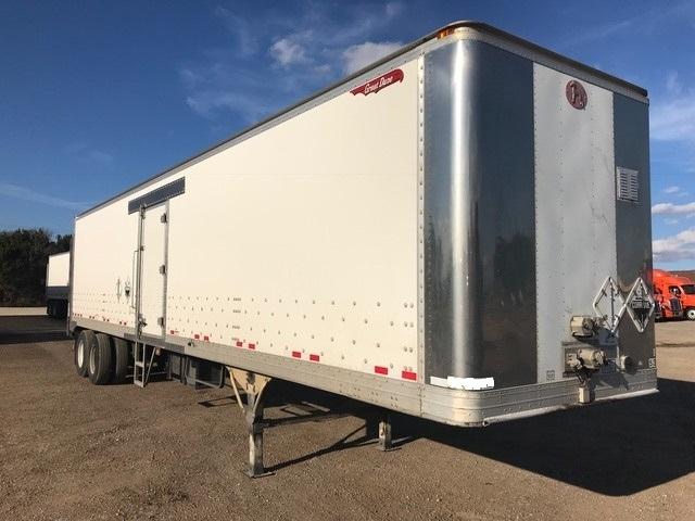 Dry Van Trailer-Semi Trailers-Great Dane-2011-Trailer-WACO-TX-117,811 miles-$16,000