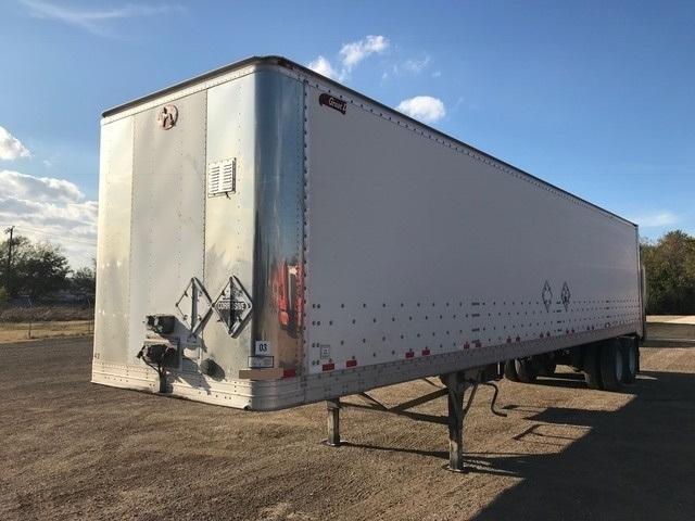 Dry Van Trailer-Semi Trailers-Great Dane-2011-Trailer-WACO-TX-226,574 miles-$16,000