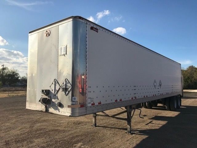 Dry Van Trailer-Semi Trailers-Great Dane-2011-Trailer-WACO-TX-158,160 miles-$16,000