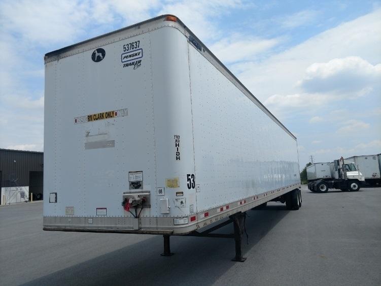Dry Van Trailer-Semi Trailers-Great Dane-2007-Trailer-ALLEN PARK-MI-399,707 miles-$13,500