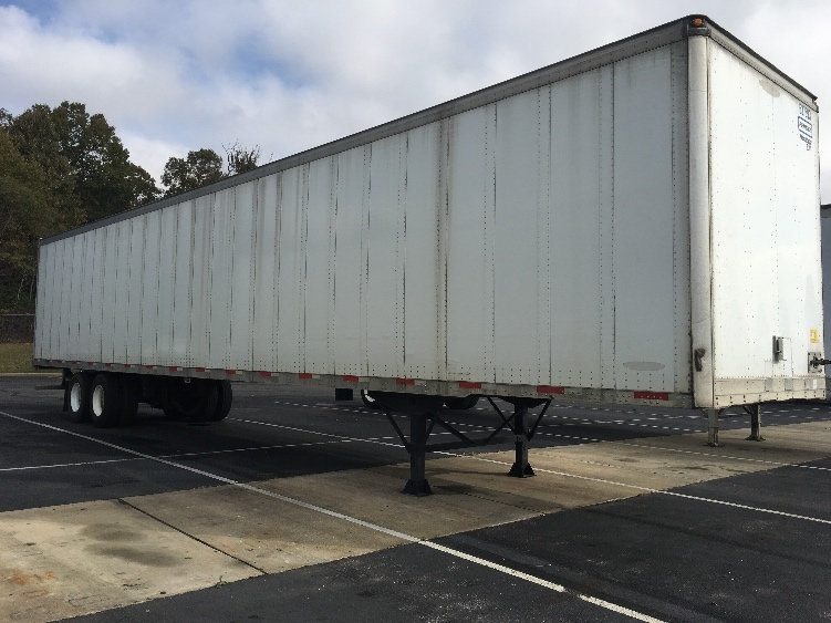 Dry Van Trailer-Semi Trailers-Trailmobile-2007-Trailer-MEMPHIS-TN-97,381 miles-$13,750