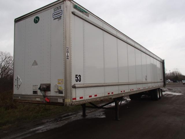 Dry Van Trailer-Semi Trailers-Trailmobile-2007-Trailer-WARREN-MI-353,510 miles-$12,500