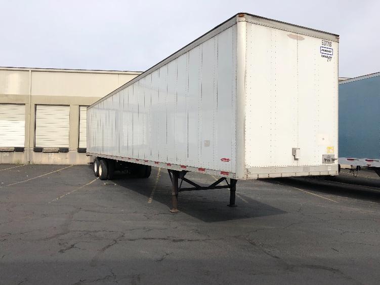 Dry Van Trailer-Semi Trailers-Trailmobile-2007-Trailer-PORTLAND-OR-258,702 miles-$15,500