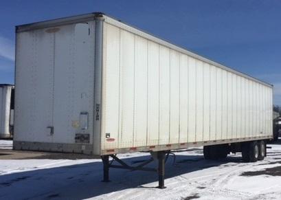 Dry Van Trailer-Semi Trailers-Trailmobile-2007-Trailer-WARREN-MI-368,122 miles-$12,000