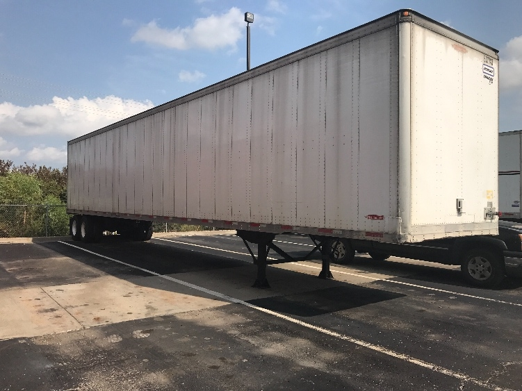 Dry Van Trailer-Semi Trailers-Trailmobile-2007-Trailer-KANSAS CITY-MO-113,821 miles-$12,250