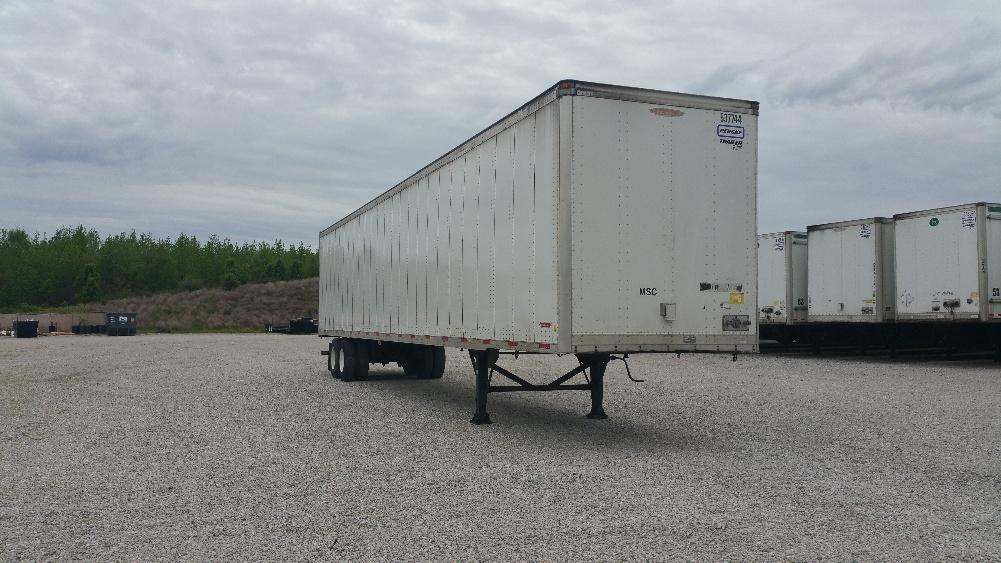 Dry Van Trailer-Semi Trailers-Trailmobile-2007-Trailer-EVANSVILLE-IN-180,875 miles-$11,500