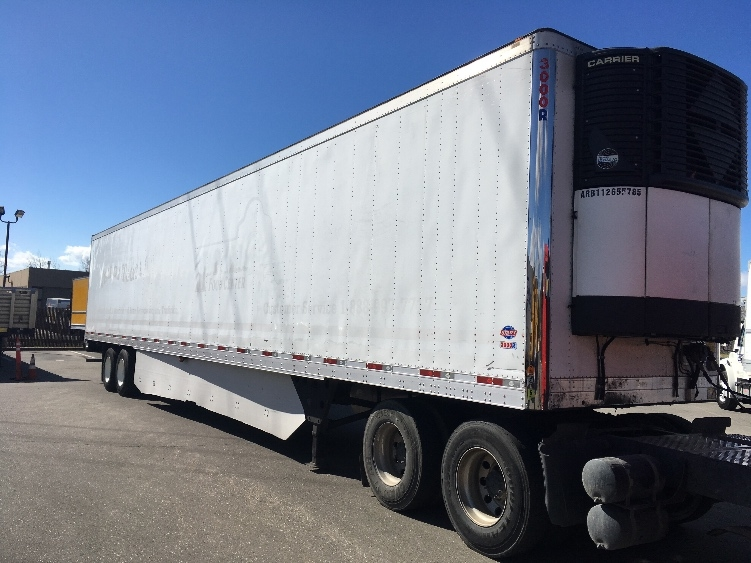 Reefer Trailer-Semi Trailers-Utility-2011-Trailer-NATIONAL CITY-CA-166,864 miles-$29,750