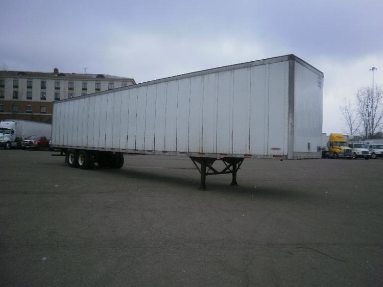 Dry Van Trailer-Semi Trailers-Trailmobile-2007-Trailer-AKRON-OH-292,893 miles-$12,000