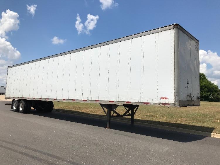 Dry Van Trailer-Semi Trailers-Trailmobile-2007-Trailer-PENSACOLA-FL-233,887 miles-$12,500