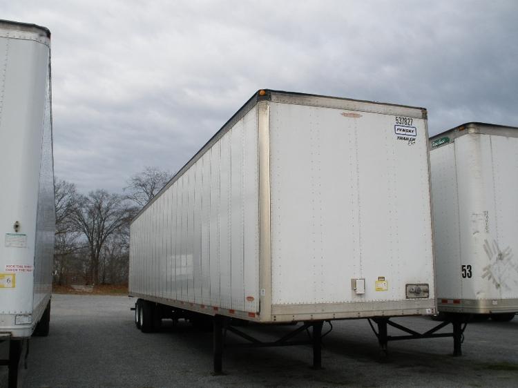 Dry Van Trailer-Semi Trailers-Trailmobile-2007-Trailer-MORRISTOWN-TN-450,719 miles-$15,250