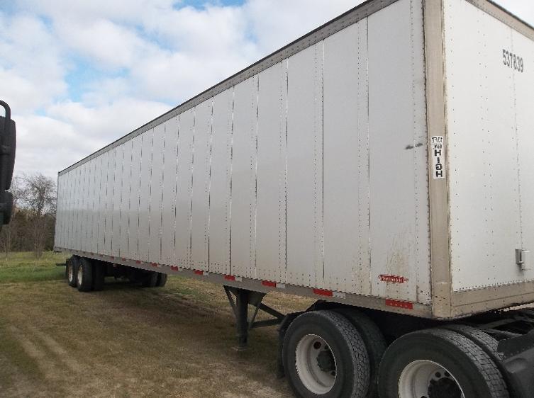 Dry Van Trailer-Semi Trailers-Trailmobile-2007-Trailer-BRENHAM-TX-359,407 miles-$12,000
