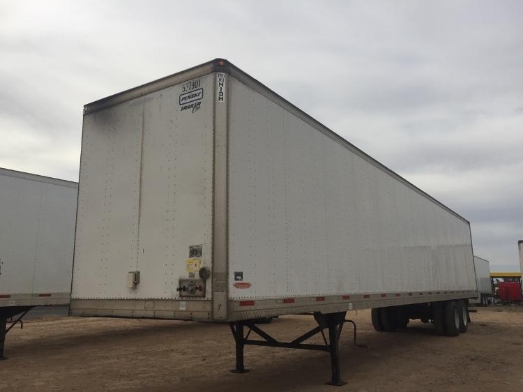 Dry Van Trailer-Semi Trailers-Trailmobile-2008-Trailer-PHOENIX-AZ-885,642 miles-$17,250