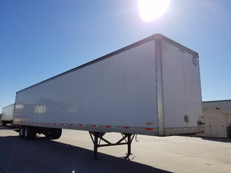 Dry Van Trailer-Semi Trailers-Trailmobile-2008-Trailer-WICHITA-KS-419,069 miles-$16,000