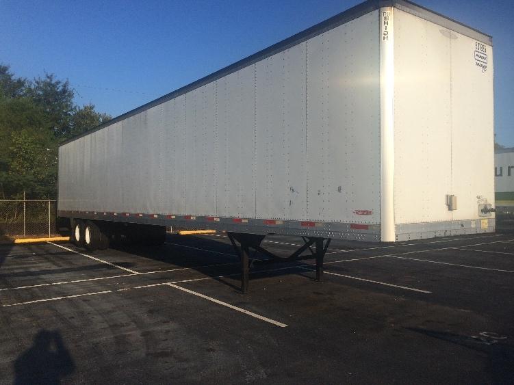 Dry Van Trailer-Semi Trailers-Trailmobile-2008-Trailer-FOREST PARK-GA-670,303 miles-$15,750