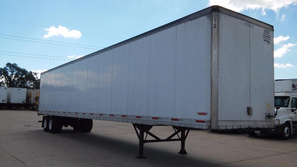Dry Van Trailer-Semi Trailers-Trailmobile-2008-Trailer-ALLEN PARK-MI-787,670 miles-$17,000