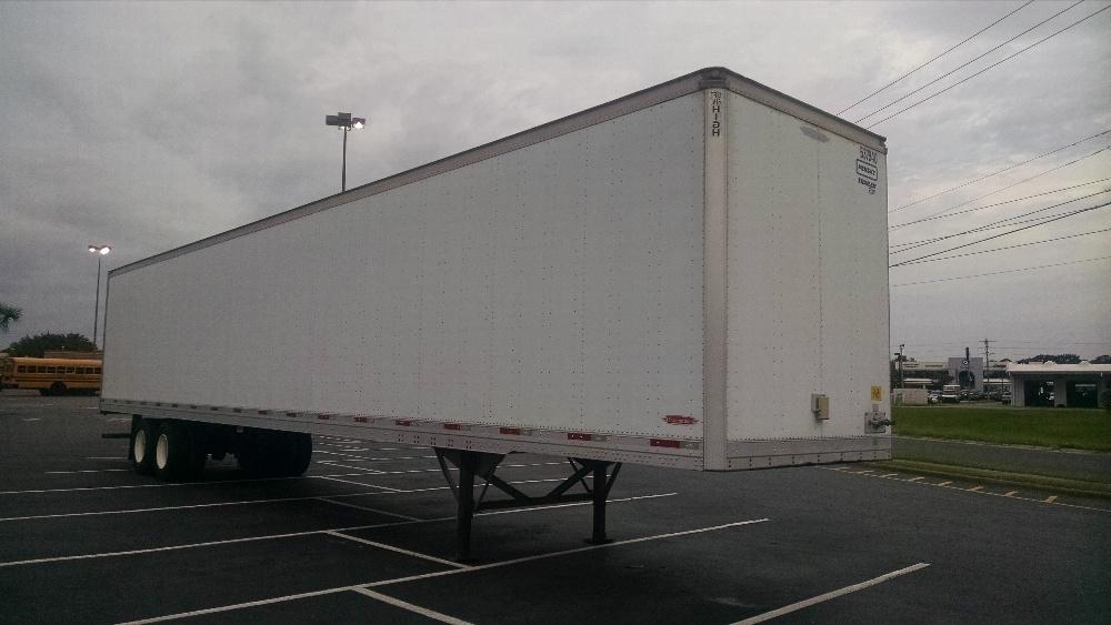 Dry Van Trailer-Semi Trailers-Trailmobile-2008-Trailer-PENSACOLA-FL-213,181 miles-$15,500