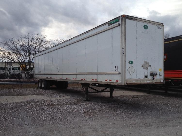 Dry Van Trailer-Semi Trailers-Great Dane-2008-Trailer-HARRISBURG-PA-140,569 miles-$10,500