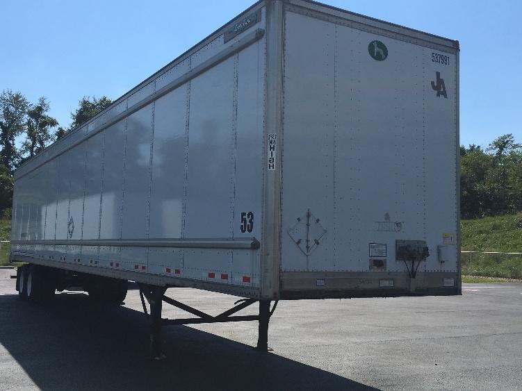 Dry Van Trailer-Semi Trailers-Great Dane-2008-Trailer-CHARLOTTE-NC-171,075 miles-$10,250