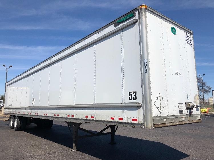 Dry Van Trailer-Semi Trailers-Great Dane-2008-Trailer-ELKHART-IN-264,839 miles-$14,000