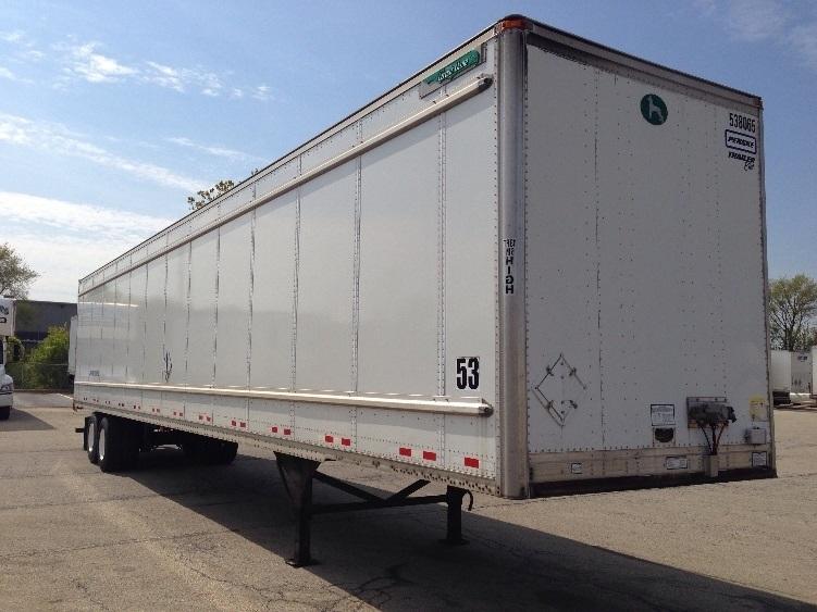 Dry Van Trailer-Semi Trailers-Great Dane-2008-Trailer-ROMEOVILLE-IL-81,248 miles-$14,500