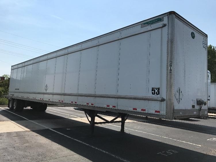Dry Van Trailer-Semi Trailers-Great Dane-2008-Trailer-KANSAS CITY-MO-291,590 miles-$15,000