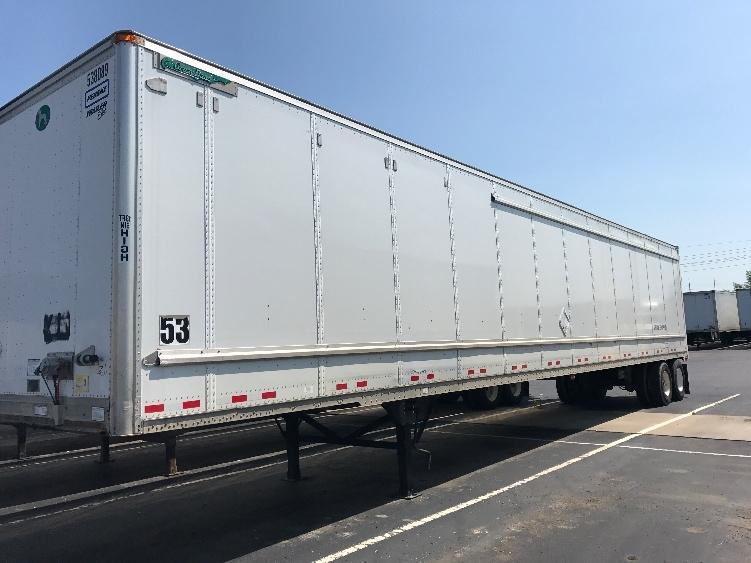 Dry Van Trailer-Semi Trailers-Great Dane-2008-Trailer-KANSAS CITY-MO-378,726 miles-$15,000