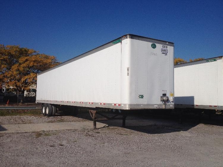 Dry Van Trailer-Semi Trailers-Great Dane-2008-Trailer-YORK-PA-268,899 miles-$9,750