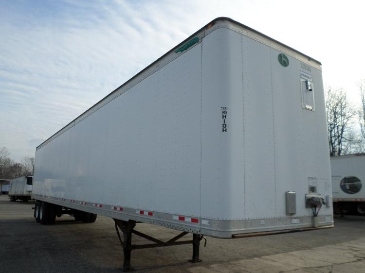 Dry Van Trailer-Semi Trailers-Great Dane-2008-Trailer-KENTWOOD-MI-342,124 miles-$14,500