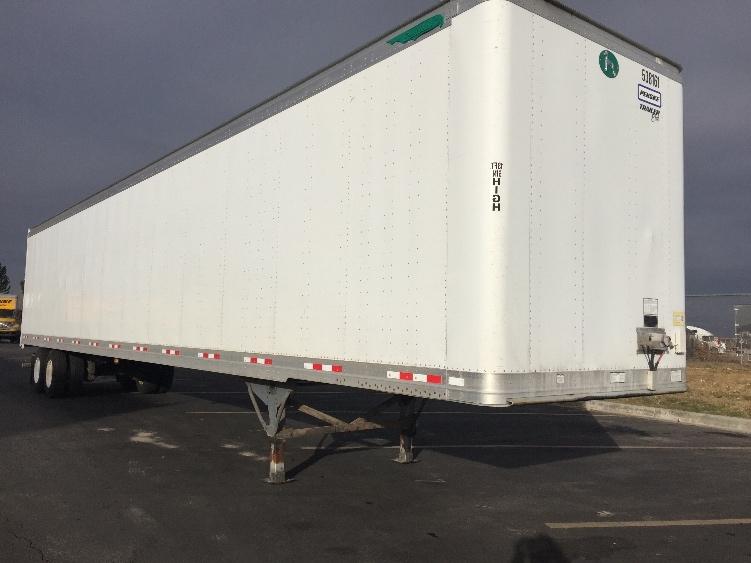 Dry Van Trailer-Semi Trailers-Great Dane-2008-Trailer-AURORA-CO-276,463 miles-$17,250