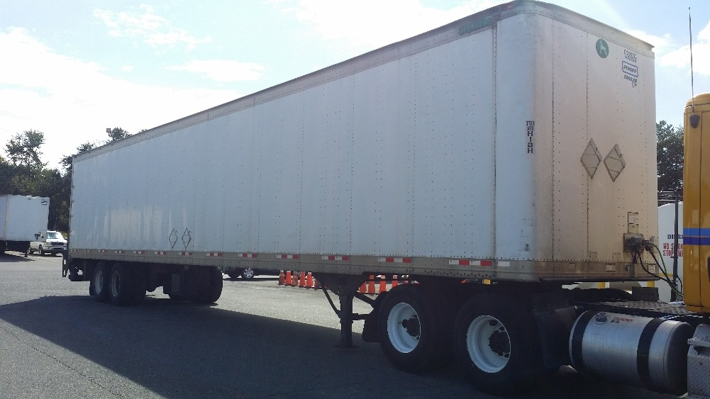 Dry Van Trailer-Semi Trailers-Great Dane-2008-Trailer-CHARLOTTE-NC-386,558 miles-$17,250