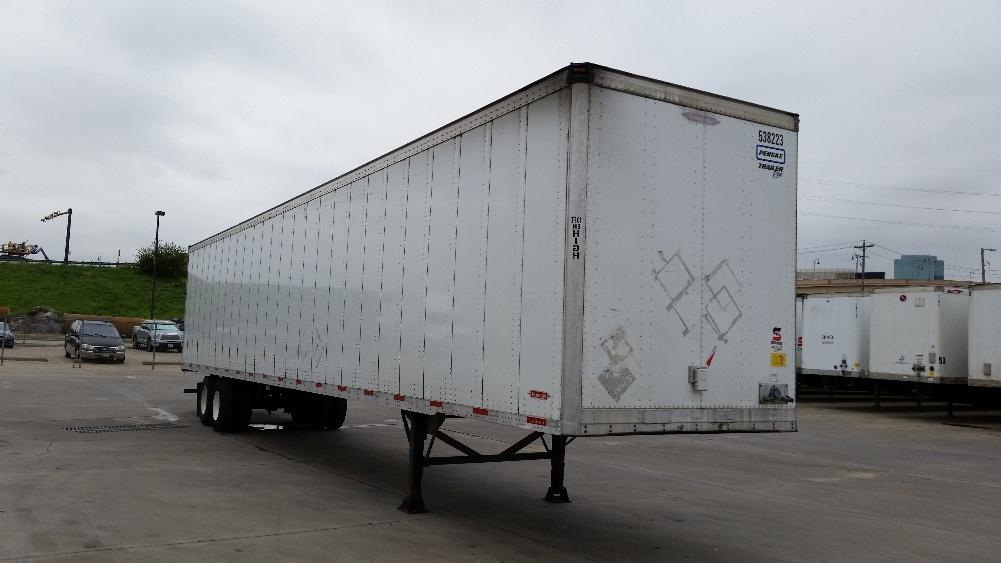 Dry Van Trailer-Semi Trailers-Trailmobile-2008-Trailer-SARASOTA-FL-307,155 miles-$13,750