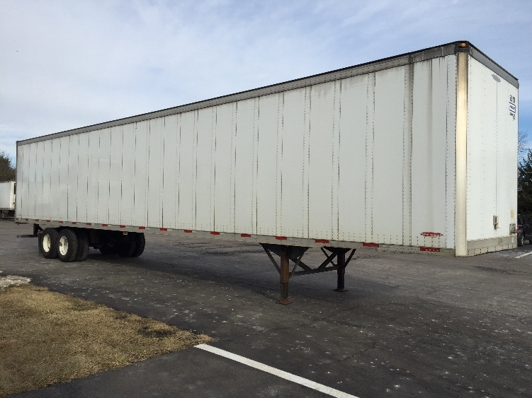 Dry Van Trailer-Semi Trailers-Trailmobile-2008-Trailer-HARRISBURG-PA-258,460 miles-$13,750