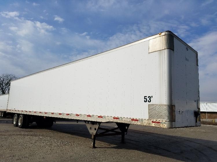 Dry Van Trailer-Semi Trailers-Utility-2008-Trailer-YORK-PA-108,568 miles-$17,250