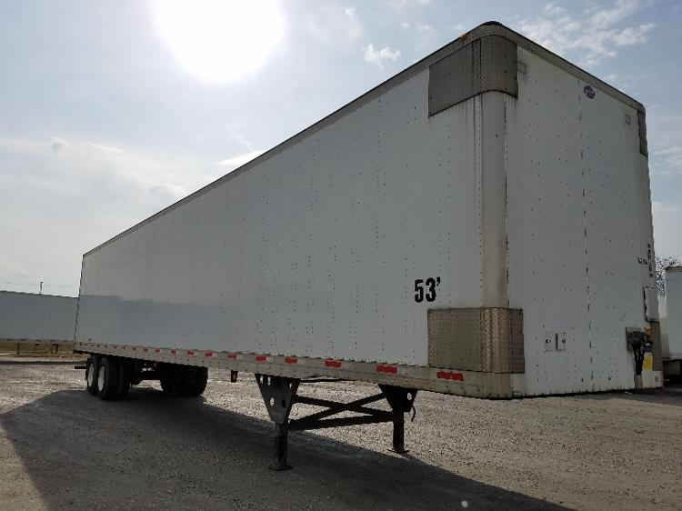 Dry Van Trailer-Semi Trailers-Utility-2008-Trailer-YORK-PA-140,996 miles-$17,250