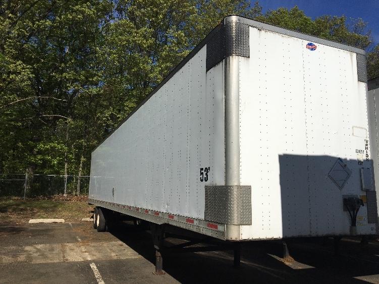 Dry Van Trailer-Semi Trailers-Utility-2008-Trailer-EDISON-NJ-315,653 miles-$10,750