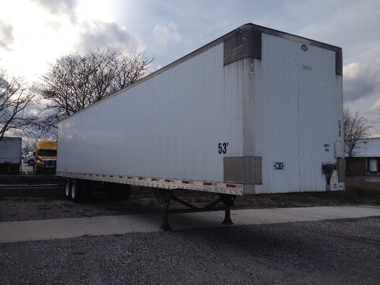 Dry Van Trailer-Semi Trailers-Utility-2008-Trailer-YORK-PA-117,081 miles-$17,250