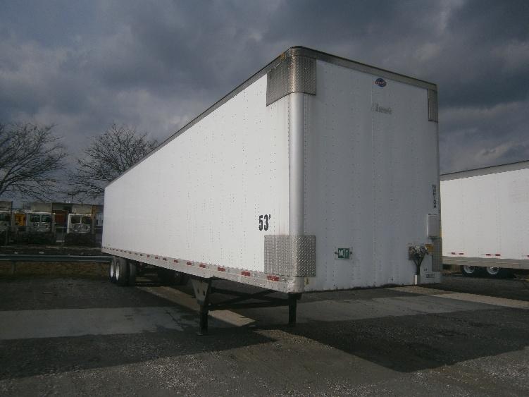 Dry Van Trailer-Semi Trailers-Utility-2008-Trailer-AKRON-OH-320,179 miles-$16,500
