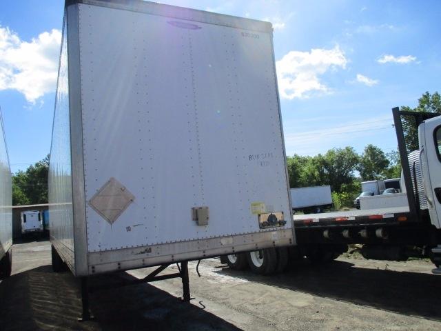 Dry Van Trailer-Semi Trailers-Trailmobile-2008-Trailer-ALBANY-NY-192,950 miles-$12,250