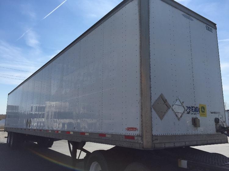 Dry Van Trailer-Semi Trailers-Trailmobile-2008-Trailer-DAVENPORT-IA-270,992 miles-$14,250