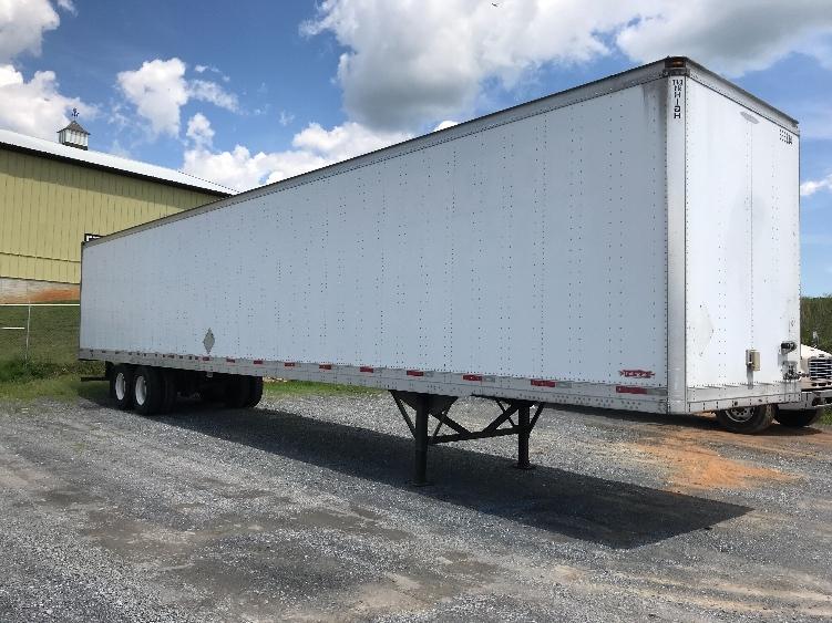Dry Van Trailer-Semi Trailers-Trailmobile-2008-Trailer-HARRISBURG-PA-314,982 miles-$13,000